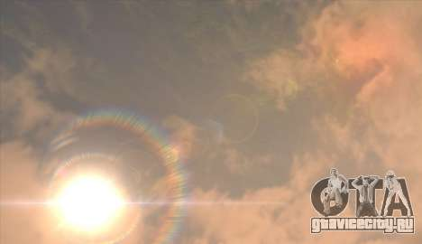 Cleo SkyBox для GTA San Andreas третий скриншот