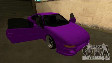 Toyota MR2 Drift для GTA San Andreas двигатель