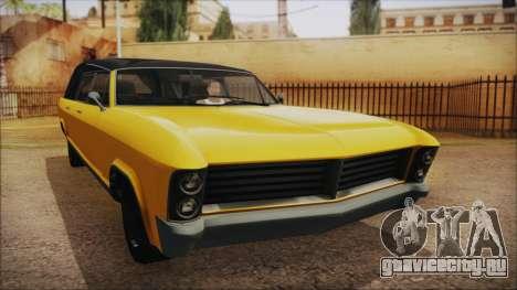 GTA 5 Albany Lurcher IVF для GTA San Andreas