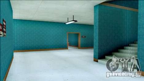 New Interior for SFPD для GTA San Andreas пятый скриншот