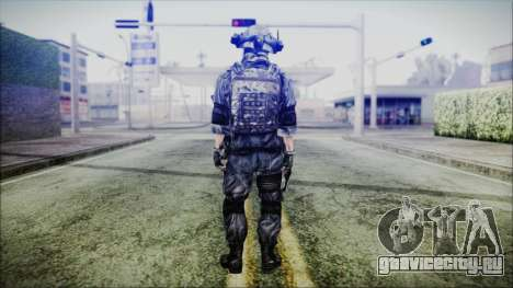 CODE5 China для GTA San Andreas третий скриншот