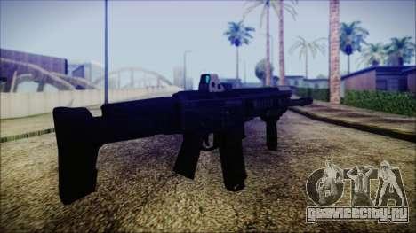 Bushmaster ACR для GTA San Andreas второй скриншот