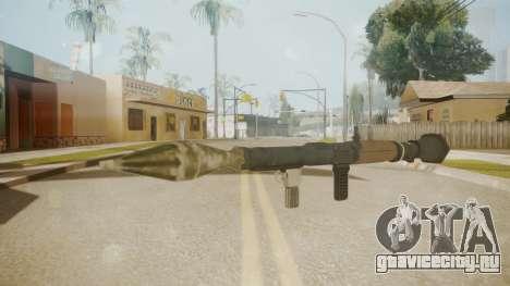 GTA 5 Rocket Launcher для GTA San Andreas
