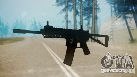 KAC PDW для GTA San Andreas