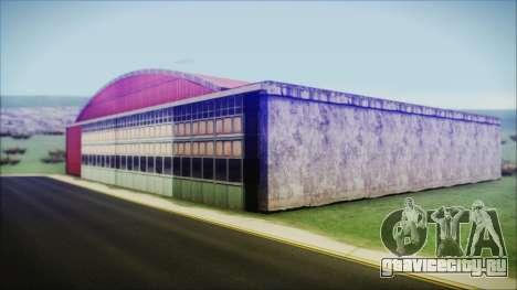 HD Desert Hangar Mipmapped для GTA San Andreas второй скриншот