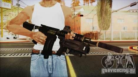 M4 SpecOps для GTA San Andreas третий скриншот