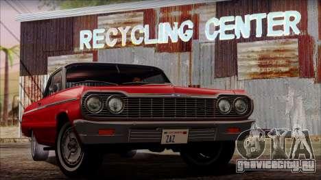 Chevrolet Impala SS 1964 Final для GTA San Andreas