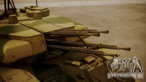 ZSU-23-4 Shilka для GTA San Andreas вид справа