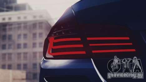 BMW M5 F10 Stock MTA Version для GTA San Andreas