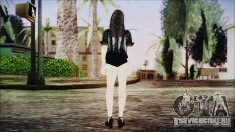 Home Girl Chola 1 для GTA San Andreas третий скриншот
