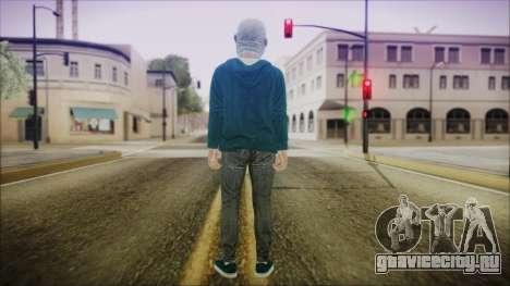 DLC Halloween GTA 5 Skin 1 для GTA San Andreas третий скриншот