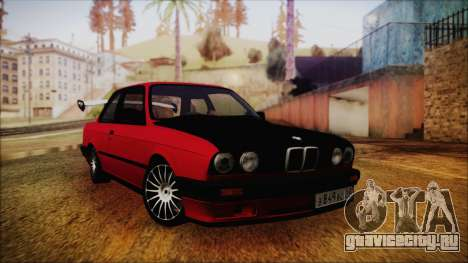 BMW M3 E30 Coupe Drift для GTA San Andreas