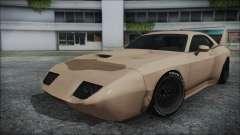 Dodge Challenger Daytona для GTA San Andreas