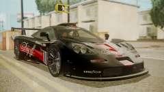 McLaren F1 GTR 1998 Day Off