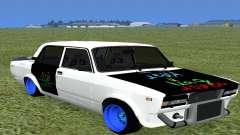 ВАЗ 2105 БК Final для GTA San Andreas