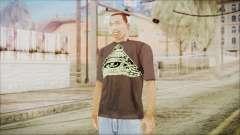 Illuminati T-Shirt для GTA San Andreas