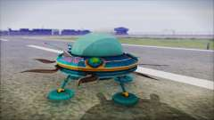 X808 UFO для GTA San Andreas