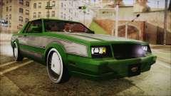 GTA 5 Faction LowRider DLC для GTA San Andreas