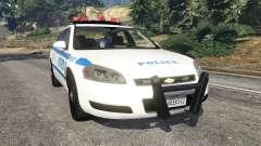 Chevrolet Impala NYPD