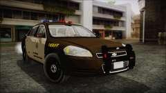 Chevrolet Impala SASD Sheriff Department