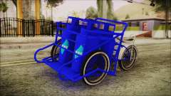 Bici Colgas для GTA San Andreas
