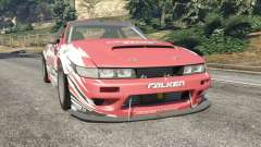 Nissan Silvia S13 v1.2 [with livery]