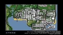 HD радар карта