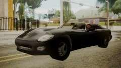 Banshee III для GTA San Andreas