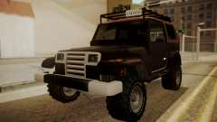 New Mesa Wild для GTA San Andreas