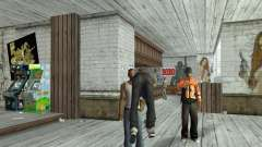 Таскать труп для GTA San Andreas