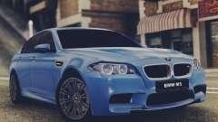BMW M5 F10 Stock MTA Version