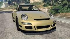 Porsche 911 (997) GT3 RS 2007 для GTA 5