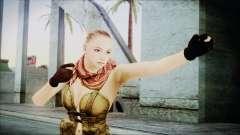 Mila Short Hair from Counter Strike v2 для GTA San Andreas