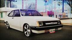 Chevrolet Chevette SLE 88