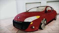 Renault Megane 3 для GTA San Andreas