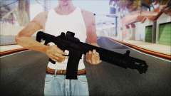 SOWSAR-17 Type G Assault Rifle для GTA San Andreas