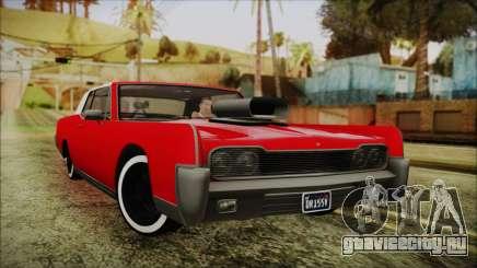 GTA 5 Vapid Chino Custom IVF для GTA San Andreas