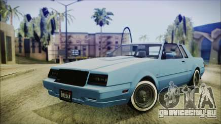 GTA 5 Willard Faction Custom IVF для GTA San Andreas