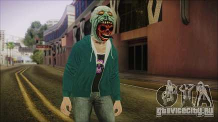 DLC Halloween GTA 5 Skin 1 для GTA San Andreas