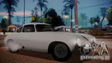 Mercedes-Benz 300 SL (W194) 1952 IVF АПП для GTA San Andreas