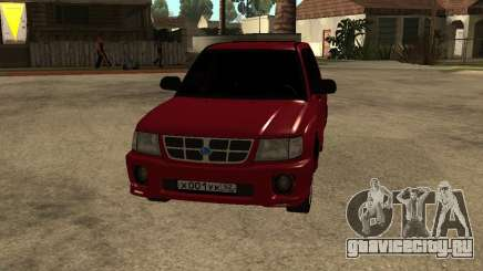Subaru Forester 2006 для GTA San Andreas
