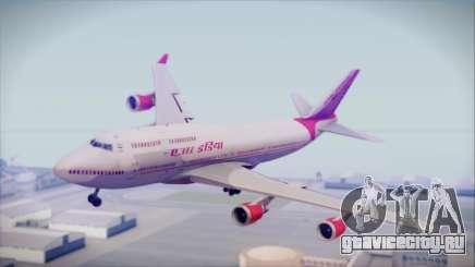 Boeing 747-437 Air India Tanjore Old Skin для GTA San Andreas
