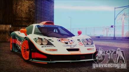 McLaren F1 GTR 1998 для GTA San Andreas