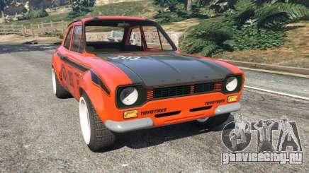 Ford Escort MK1 v1.1 [HRE] для GTA 5