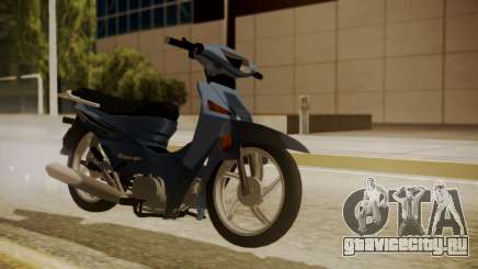 Honda Wave для GTA San Andreas