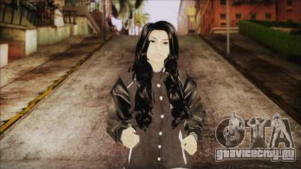 Home Girl White Pants для GTA San Andreas