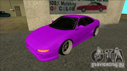 Toyota MR2 Drift для GTA San Andreas