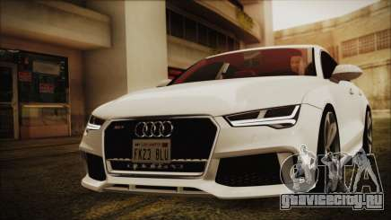 Audi RS7 Sportback 2015 для GTA San Andreas