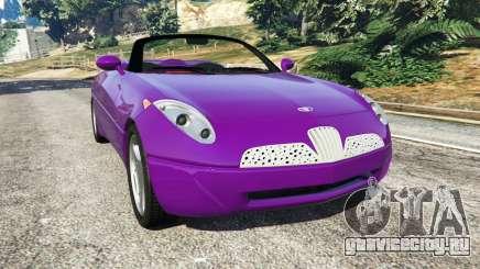 Daewoo Joyster Concept 1997 для GTA 5