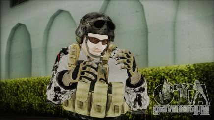 CODE5 Brazil для GTA San Andreas